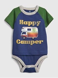 443ed1c5f Baby Boy Shirts & Bodysuits | Gap