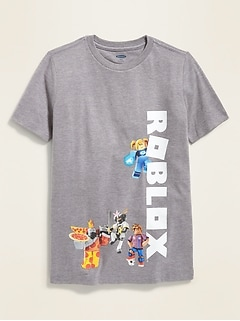 e3d750a3a ROBLOX™ Graphic Tee for Boys