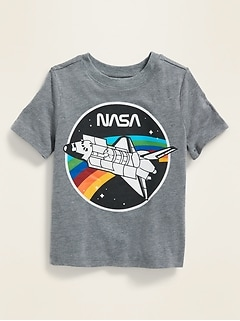 ac8ecc5f4e NASA® Rocket Graphic Tee for Toddler Boys
