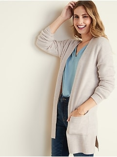 Long cardigan sweater old navy