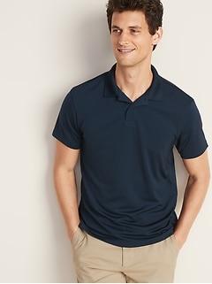 33e422e13 Moisture-Wicking Tricot Uniform Polo for Men