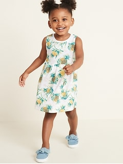1fa580d3a Toddler Girl Dresses & Jumpsuits | Old Navy