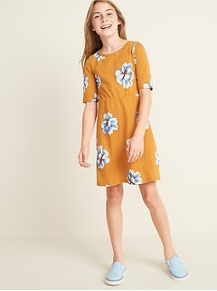31558f549e Girls' Dresses & Jumpsuits | Old Navy