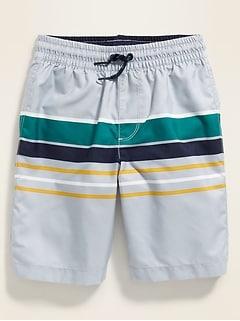 e908b2ccc0 Boys' Swimwear & Bathing Suits | Old Navy