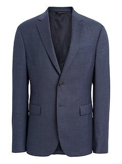 8e820b608dec Extra-Slim Italian Wool Suit Jacket