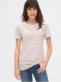 ce6cce0d305c Vintage Wash Stripe Crewneck T-Shirt