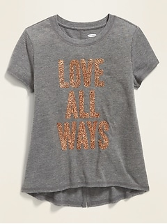 Girls' Graphic Tees | Old Navy