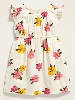 12a14b8ff1b51 Baby Girl Clothes – Shop New Arrivals | Old Navy