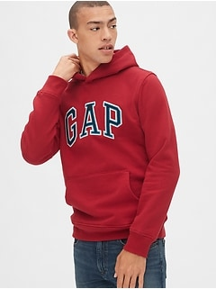 GAP Damen Hoodie Kapuzenpullover Pulli red all Sizes