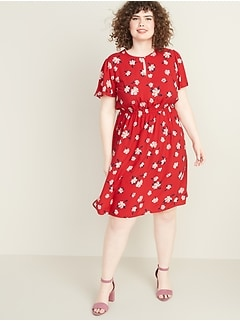 Women\'s Plus-Size Dresses   Old Navy