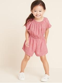 a771a9e62cdcf Toddler Girl Clothing | Old Navy