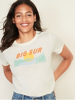 23c3f56e4 Women's Graphic Tees | Old Navy