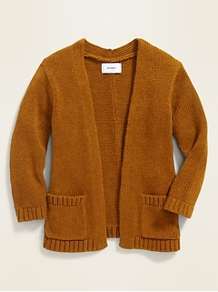 Toddler Girl Sweaters and Cardigans