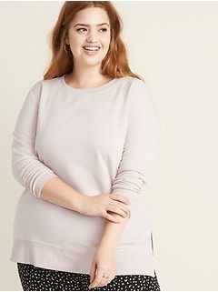Women's Plus-Size Hoodies & Sweatshirts   Old Navy