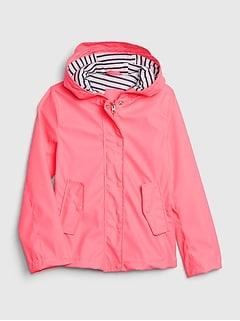 Gap Kids Boy Logo Sherpa Cozy Zip Hoodie Sweatshirt Sz XS 4-5 $49.95