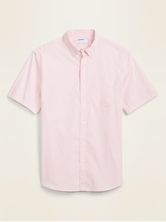 Oldnavy Built-In Flex Everyday Short-Sleeve Shirt for Men