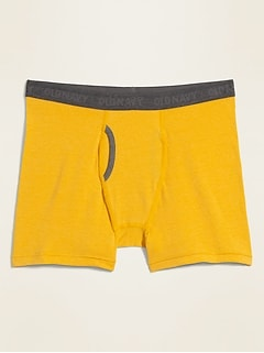 Oldnavy Soft-Washed Printed Boxer Briefs for Men -- 6-inch inseam