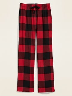 Old Navy Women Flannel Pajama Lounge Pants Penguins Sweaters size 2X or 3X B209