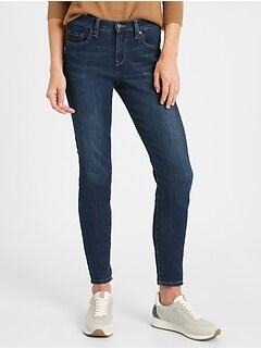 bananarepublic Dark Wash Skinny Jean