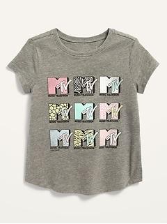 Oldnavy MTV™ Unisex Short-Sleeve Tee for Toddler