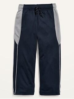 Oldnavy Functional-Drawstring Mesh Performance Pants for Toddler Boys