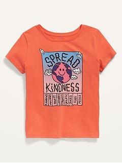 Oldnavy Short-Sleeve Graphic T-Shirt for Girls