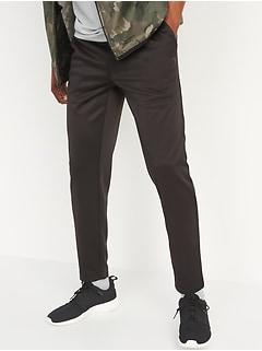 Oldnavy Soft-Brushed Go-Dry Tapered Performance Sweatpants for Men